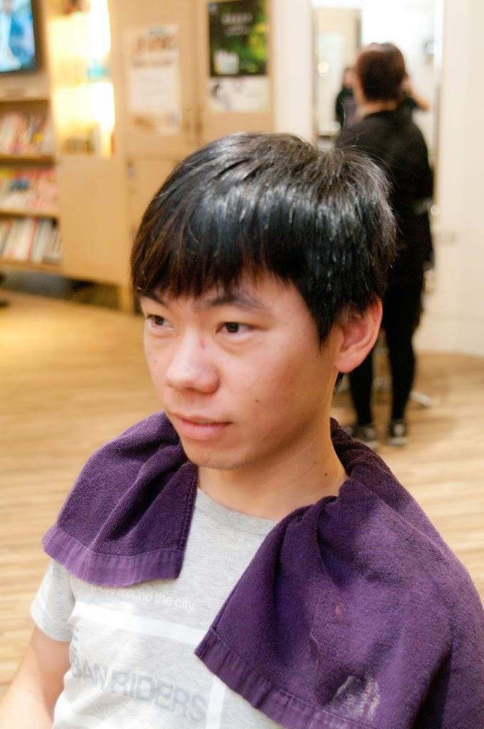 男士剪发之剃线设计【男士发型系列】
